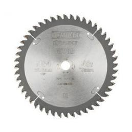 DeWALT Portable Circular Saw Blade - Wood, Plywood, Plastic and Finishing Cutting - 1