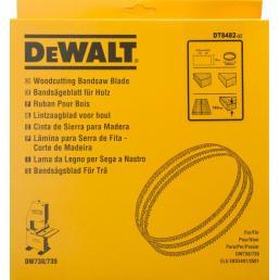 DeWALT Stationary Band Saw  Blades for DW738-9 - Thick Cuts - 1