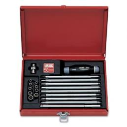 USAG 333 S20 COMBIDRIVE® assortment in sheet steel box (20 pcs.) | Mister Worker®