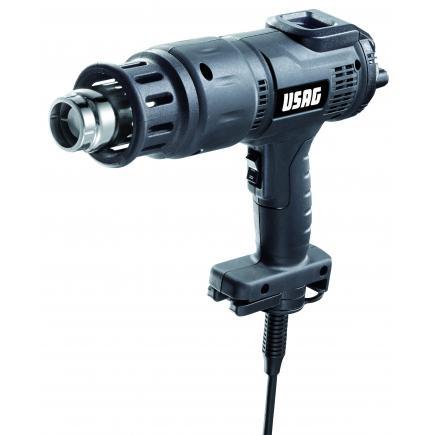 Usag u03910001 391 digital heat gun mister worker for Pistola sparapunti parkside