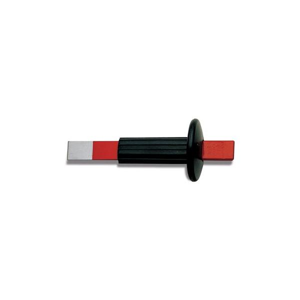 USAG Extra flat chisel with hand guard - 1