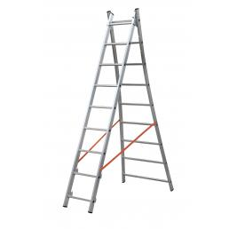 GIERRE Convertible ladder with 3 sections - 2