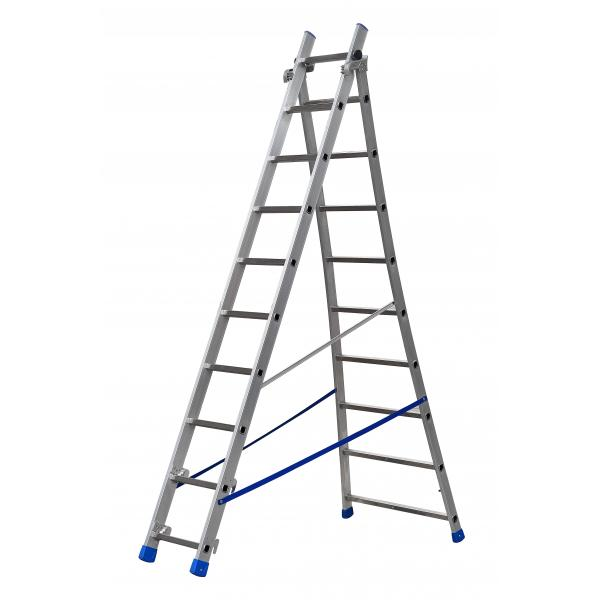 GIERRE Convertible Ladder in two sections - 1