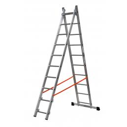 GIERRE Convertible ladder with parallel uprights - 1