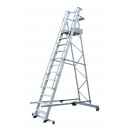 GIERRE Professional warehouse ladder - 1