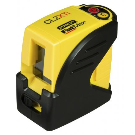 STANLEY Fatmax® Cl2Xti Cross Line Laser With Receiver - 1