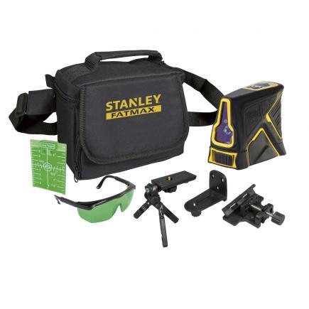 STANLEY Fcl -G Fatmax Cross Line Laser - Green Beam - 1