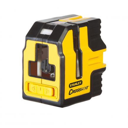 STANLEY Stanley Cross 90™ Laser Level With Rod - 1