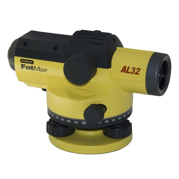 STANLEY Al32 Fatmax® Automatic Optical Level Pack - 1
