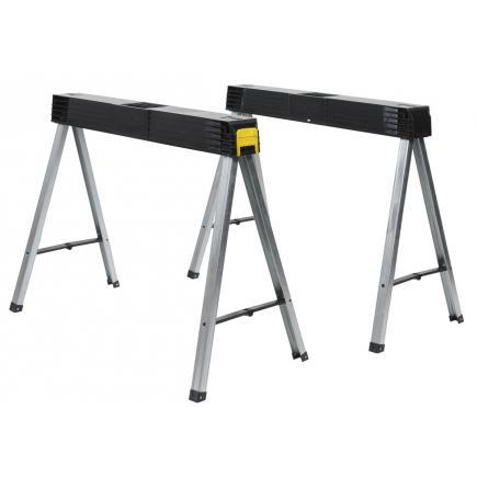 STANLEY Fatmax® Foldable Aluminium Saw Horse (Couple) - 1