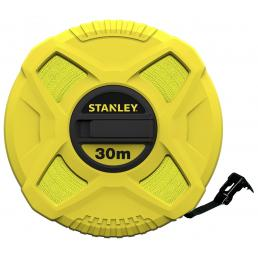 STANLEY Fibreglass Bladed Tape Measure - 1