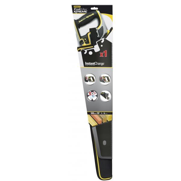 STANLEY Fatmax ® Xtreme™ Instantchange™ Blade Armor - Starter Kit 500 mm - 1