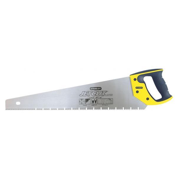 STANLEY Jetcut Plasterboard Saw (7 Tpi X 550 Mm) - 1