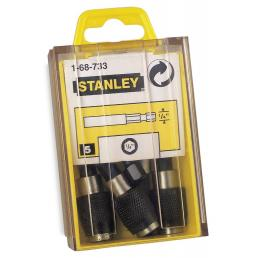 STANLEY Quick Release Hex Bit Holder (5 Pieces) - 1