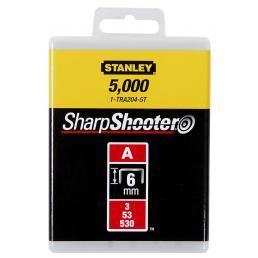 STANLEY Light Duty Staples - Type A - 1