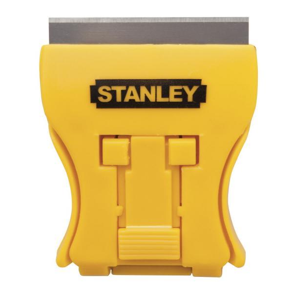 STANLEY Mini Window Scraper With 5 Replacement Blades - 1