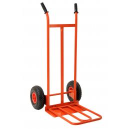 GIERRE Economic hand truck with foldable plate - 1