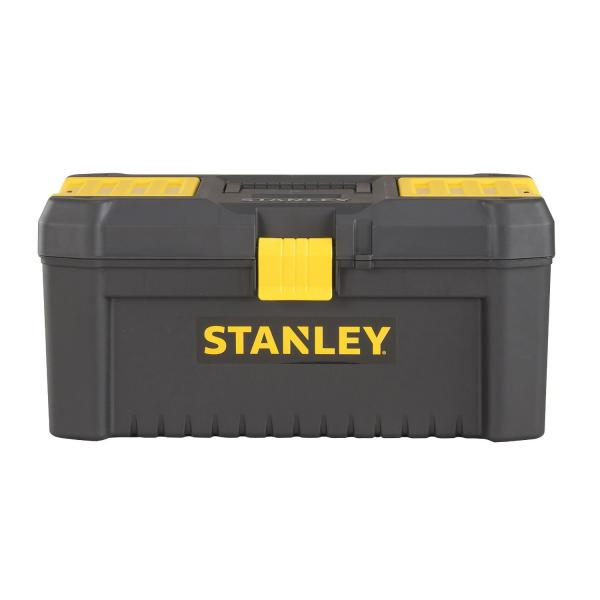 STANLEY Essential Toolbox With Plastic Hinges - 1