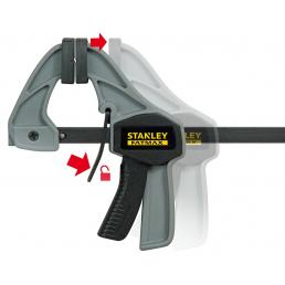 STANLEY Fatmax S Trigger Clamp - 2