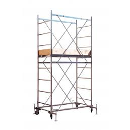 GIERRE Aluminium mobile access tower - 1