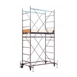 GIERRE Aluminium mobile access tower - 1