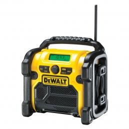 DeWALT XR Li-Ion Compact FM-AM Radio - 1