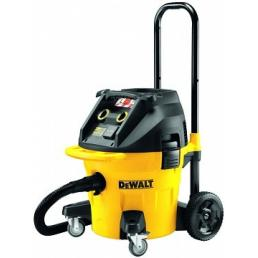 DeWALT 38lt Construction Dust Extractor L Class 1400W - 1