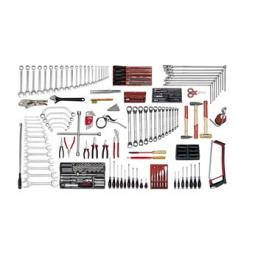 USAG Assortment for car repair (204 pcs.) - 1