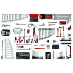 USAG 496 B4 Assortment for car repair (235 pcs.) | Mister Worker®