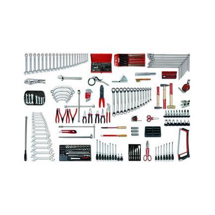 USAG Assortment for car repair (235 pcs.) - 1