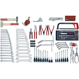 USAG Assortment for car repair (108 pcs.) - 1