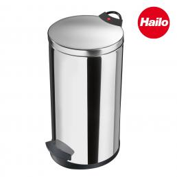 GIERRE Pedal Bin with separable red handle 20L - 1