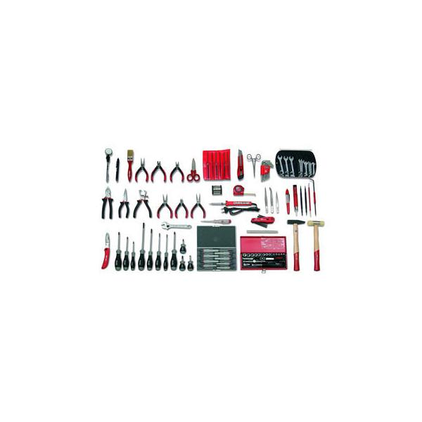 USAG Assortment for electronics (118 pcs.) - 1