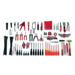 USAG 496 H2 ASSORTMENT FOR ELECTROTECHNICS (87 PCS.) | Mister Worker®