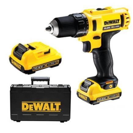 DeWALT 10.8V 2.0Ah Li-Ion Drill Driver - 1