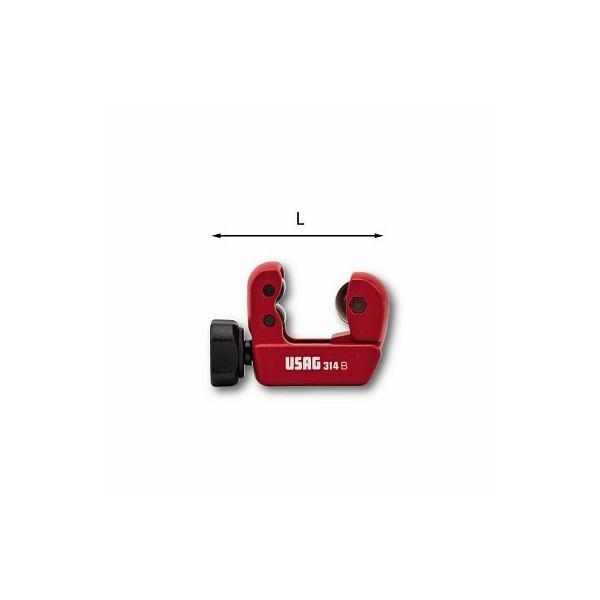 USAG TUBE CUTTER FOR COPPER AND LIGHT ALLOY TUBES - 1