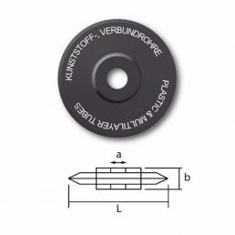 USAG SPARE CUTTING WHEEL FOR PLASTIC TUBES - 1
