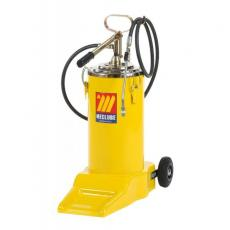 Manual grease pumps