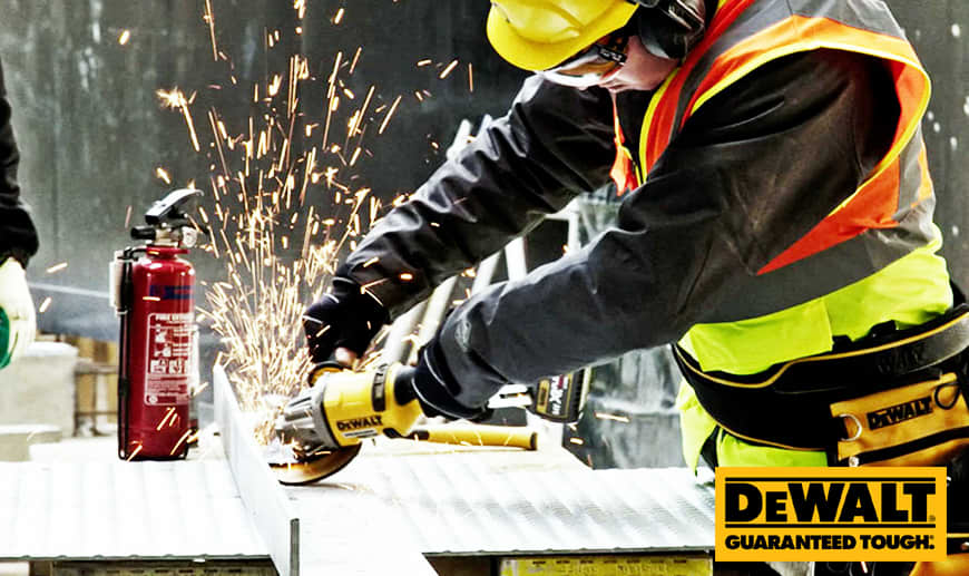 DeWalt: Power Tools, Drills and Drivers Available on Mister Worker