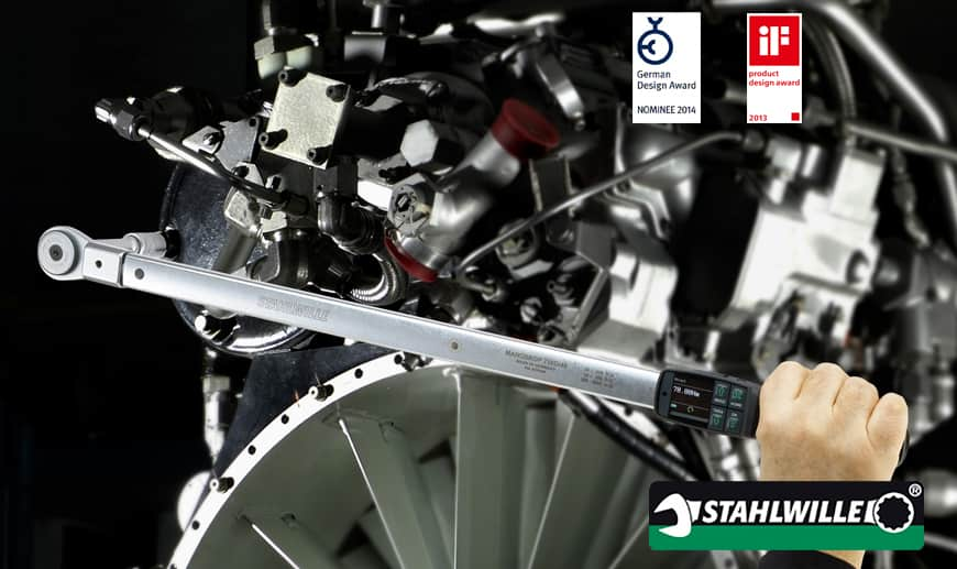 Stahlwille: Professional Work Tools, Torque Control and Surface Plates Available on Mister Worker