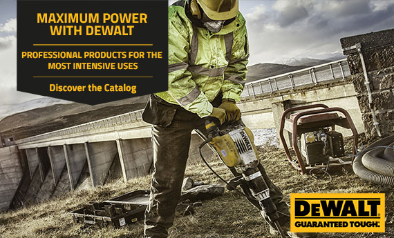 DeWalt: Power Tools, Drills and Drivers on Mr. Worker