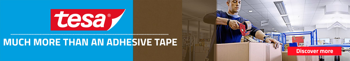 Tesa: Aluminium Tapes, Cloth Tapes and Anti-Slip Tapes Available on Mister Worker