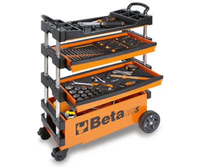 Beta Tool Sets and Tool Storage