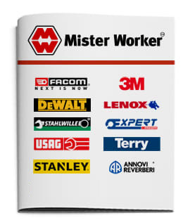 Download Mister Worker® Catalogues in PDF format