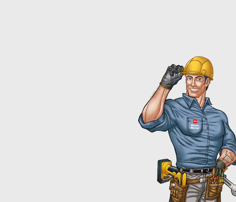 Mister Worker - Banner
