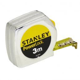 STANLEY Flessometro Powerlock - Cassa Metallica - 2
