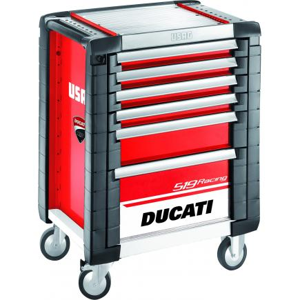 60ca2992d216ec USAG U05198003 - 519 R6 3DV - CARRELLO DUCATI CORSE - 6 CASSETTI ...