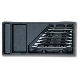 USAG Assortimento con chiavi a forchetta (8 pz) - 1
