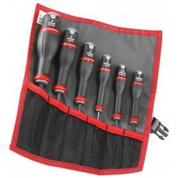 FACOM Serie di chiavi esagonali maschio con impugnatura - 1