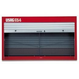 USAG Armadio con assortimento 496 B1 per autoriparazione (86 pz) - 2